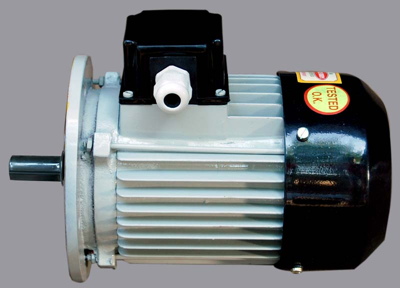 Flange Type Electric Motor Manufacturer Inahmedabad Gujarat India By Elmech Industries Id