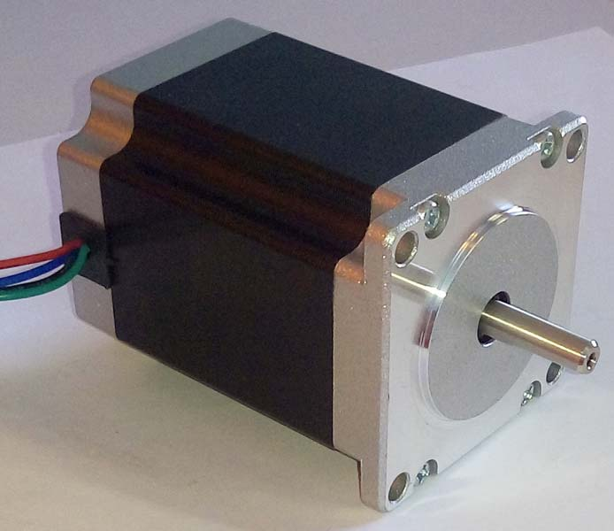 a summary of stepper motors and Install all fans into the 3d printed enclosures first, then place the heatsinks inside each enclosure and add a little bit of thermal adhesive to each and quickly put it onto the respective stepper motor (you have to do this quickly because the adhesive starts to set within a couple of minutes.