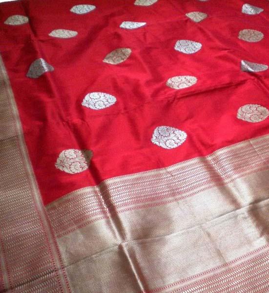 97eef063ef Banarasi Katan Silk Saree Manufacturer & Exporters from Varanasi ...