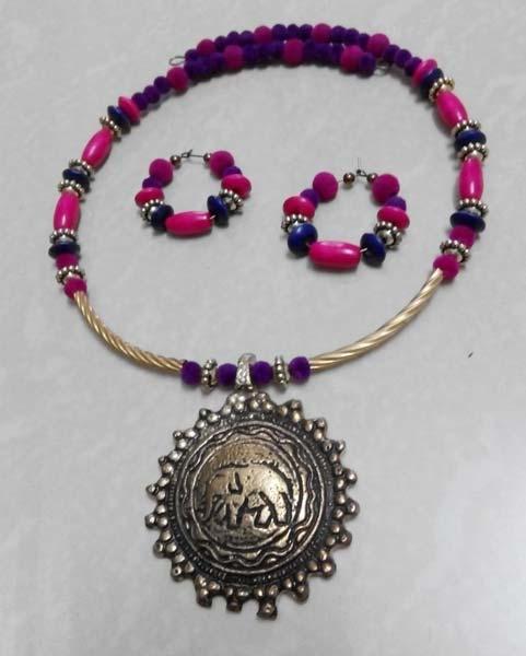 Copper Pendant Set (HCPN)