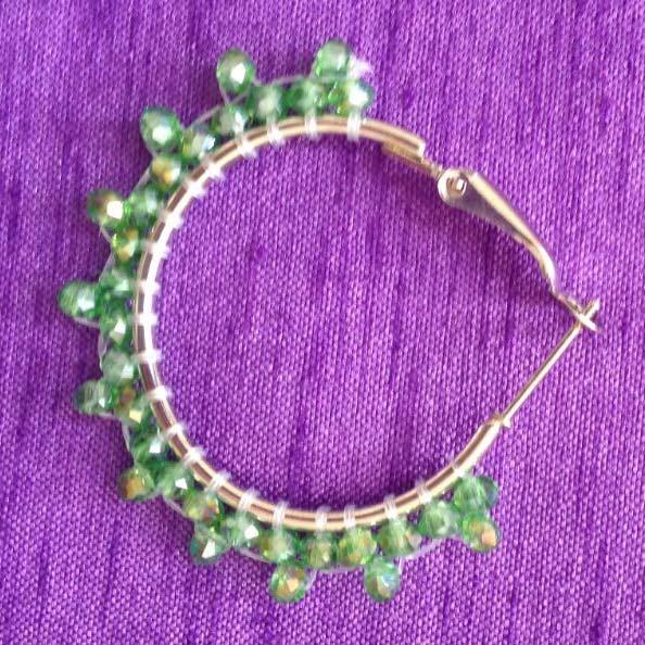 Crystal Earrings (CBEM)