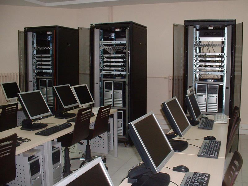 Services - Computer Networking Lab Installation from Jodhpur