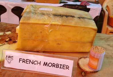 French Morbier