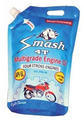 Four Stroke Multigrade Diesel Engine Oil