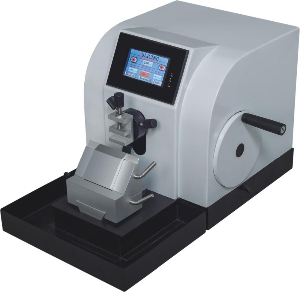 Semi automatic rotary microtome smt 1090a