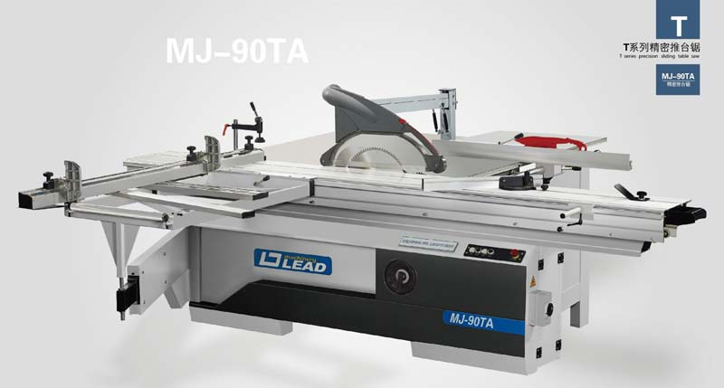 Precision Sliding Table Saw Manufacturer In China By Shenyang Lead Woodworking Machinery Co Ltd