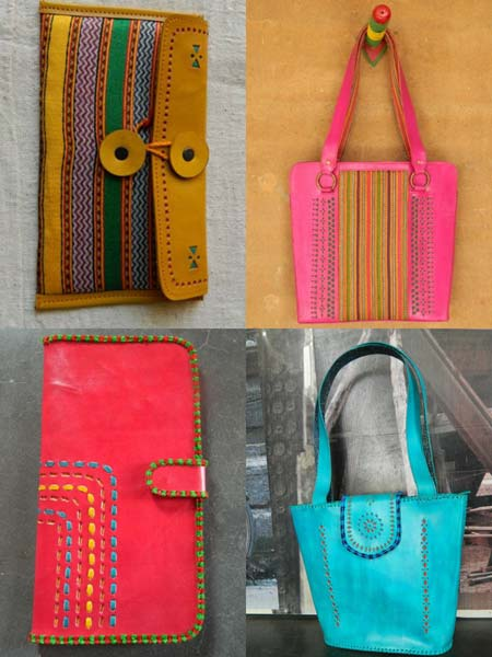 43db446c11d Leather Bags Manufacturer in Gujarat India by N R Exports