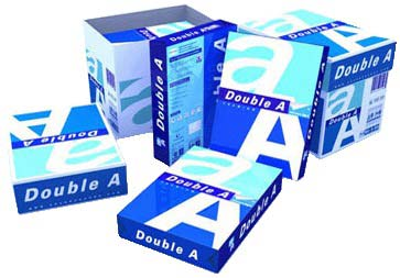 Double A4 Copy Paper (80 GSM) Manufacturer in Thailand by