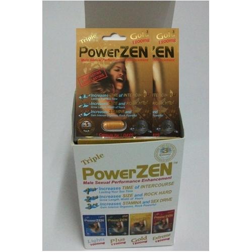Power zen sexual pills
