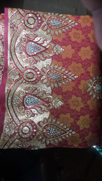 Handloom work sarees manufacturer inbangalore karnataka for Joot work