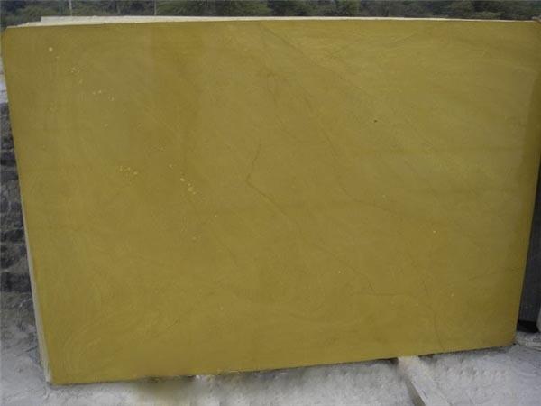 Plain Gold Sandstone Slabs