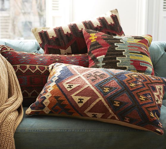 Wool Cushion Covers