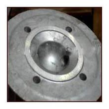 Scooter Cylinder Head