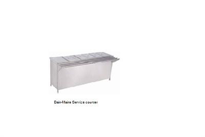 Bain Marie Service Counter