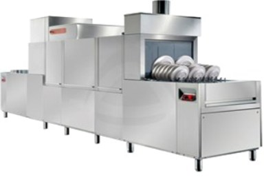 Stainless Steel Dishwashing Machine