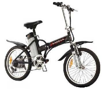 Electric Bicycle (TDP-08Z II)