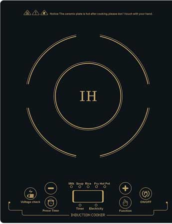 Induction Cooker (HT-16A2)