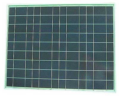 Monocrystalline Modules (Poly 40W)