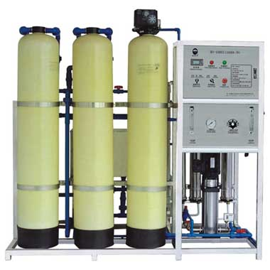 Reverse Osmosis Equipment (RO-1000 1000L/H)