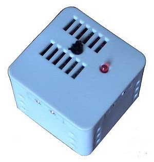 Solar Air Purifier (MS-117)