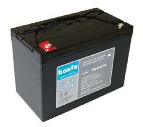 Solar Batteries (Solar 12-90)