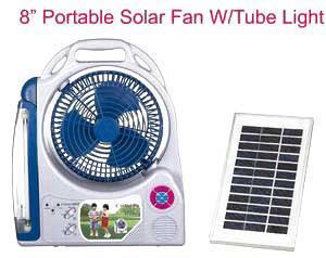 Solar Cooling Fan (XTC-1218)