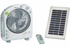 Solar Cooling Fan (XTC-168D)