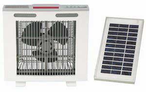 Solar Cooling Fan (XTC-268A)