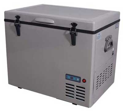 Solar Refrigerator (BR45C4-ID)