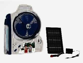 Solar Table Fan (JT-F001)
