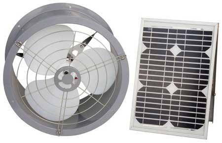 Solar Ventilation Fan (ZHGF-002)