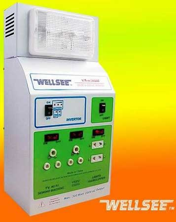 Solar Charge Inverter (Ws-acm300)