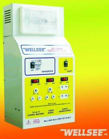 Solar Charge Inverter (Ws-acm600)
