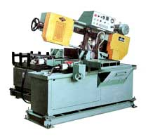 Fully Automatic Swing Type Band Saw Machines