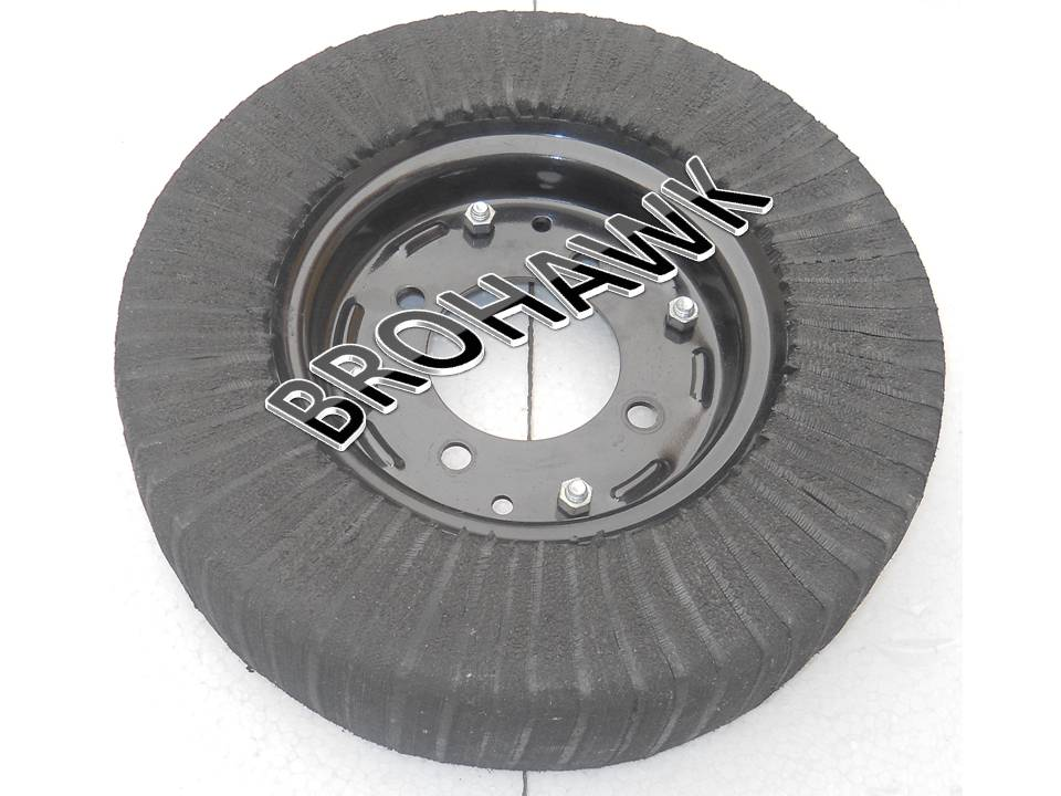 Laminated Tire 4'' x6''x15'' (BLT-15'')