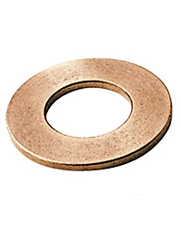 Oil Filled Washer Bearing