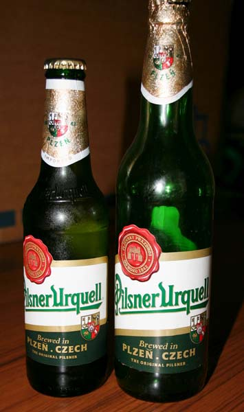 Pilsner Urquell Beer Manufacturer in Hungary by Netto Market KFT