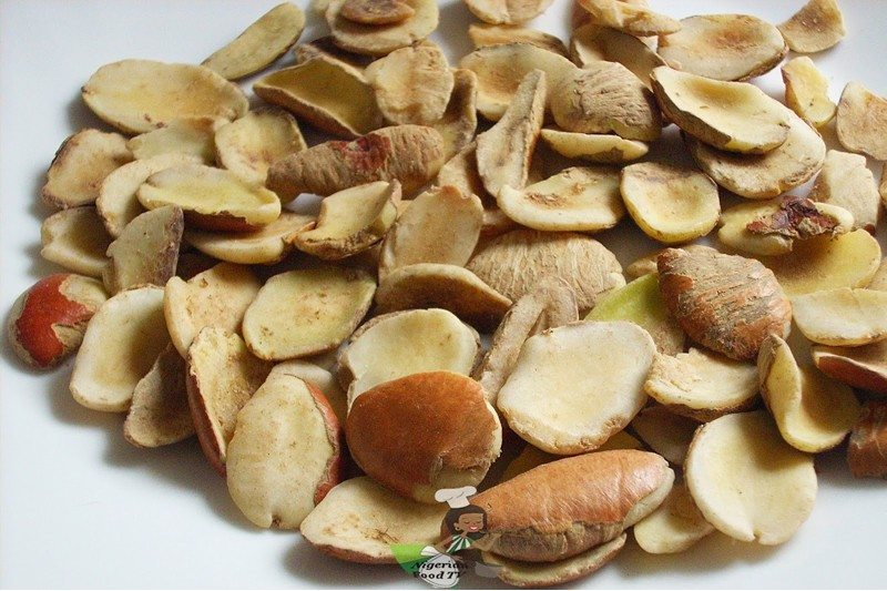 ogbono nut (DIN934)