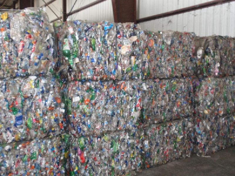 Polyurethane waste plastic recycling PU scrap foam in bales