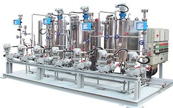 chemical injection skid Manufacturer in Maharashtra India by