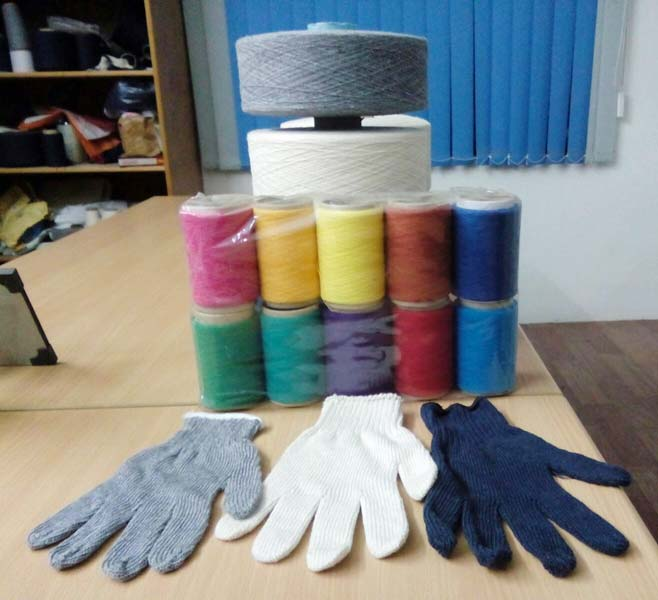 Open end colour yarn Manufacturer in Tamil Nadu India by