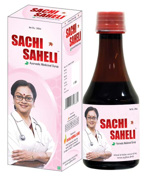 Sachi Saheli Ayurvedic Syrup for Women
