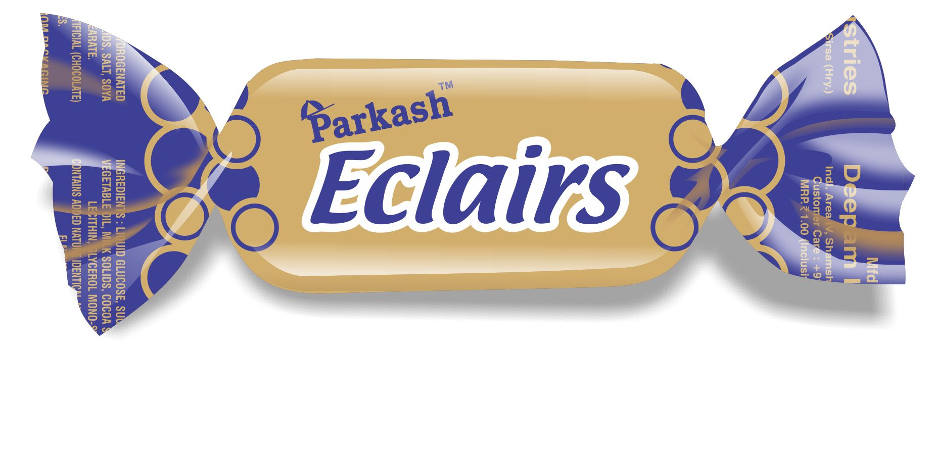 Chocolate Eclairs (CE-001)