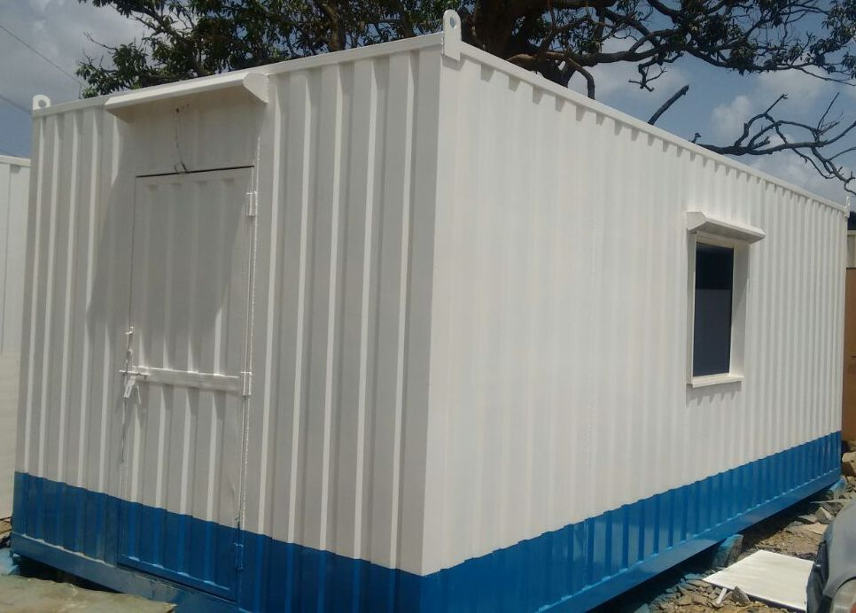 portable container office Manufacturer in Thane Maharashtra