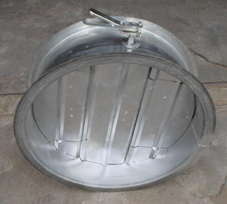 Round Duct Dampers Manufacturer In Delhi Delhi India By