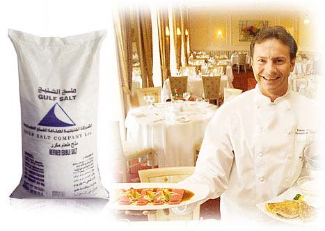 Food Grade Salt