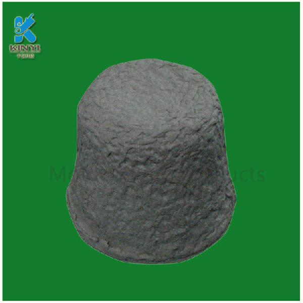 Biodegradable fiber pulp dry pressing plant pot Manufacturer