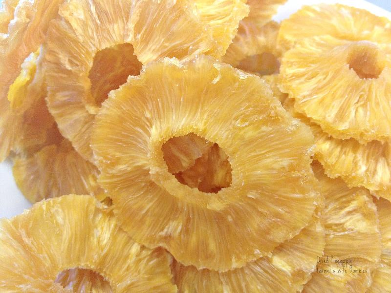 Dried Pineapple Manufacturer in South Africa by Afri Trading (PTY) Ltd | ID  - 2486909