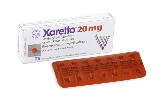 generic xarelto 20mg manufacturer in maharashtra india by adamo healthcare