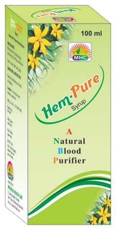 Ayurvedic Blood Purifier Syrup (Ayurvedic Blood Puri)